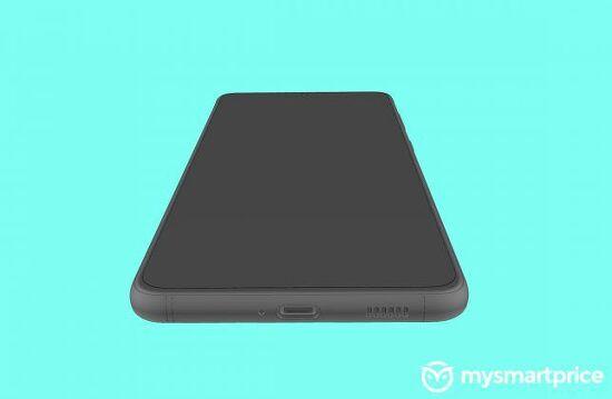 삼성 - 갤럭시 S21+, 유출된 CAD 도면 기반으로 렌더링된 이미지 공개