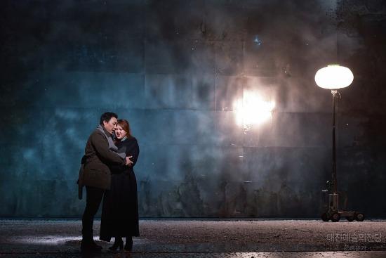 대전예술의전당  <오페라 라보엠> 3막- 사랑의 위기