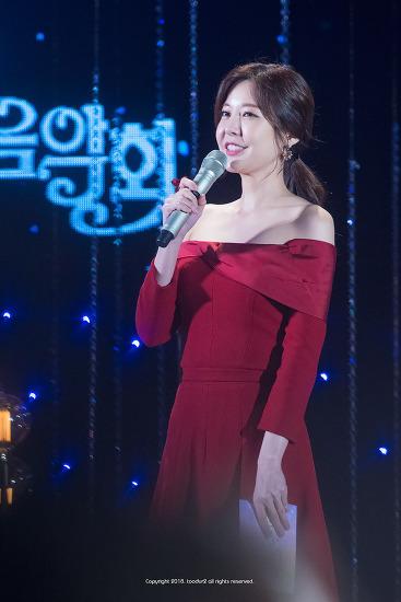 이현주 아나운서: KBS 열린음악회 in 창원