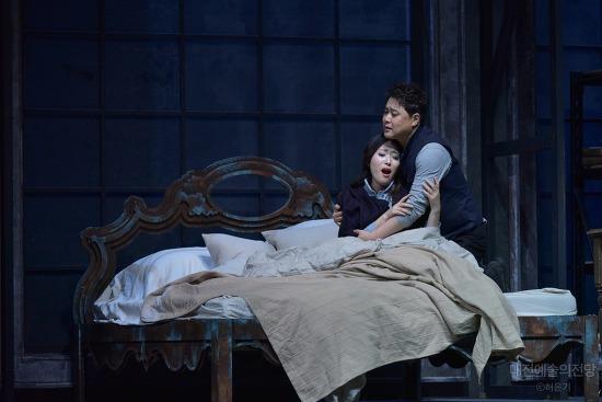 오페라 라보엠 4막 - 슬픔속에서도 피어나는 희망