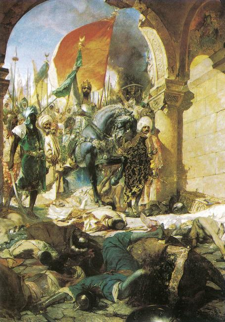 [문화일보] 2012-11-23 비잔틴 최후의 3일, 두 영웅의 인간적 고뇌
