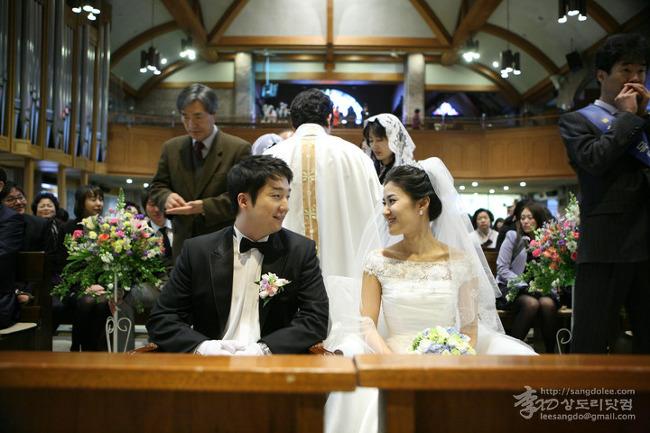 상도리닷컴 이상도♡한양아 결혼 동영상