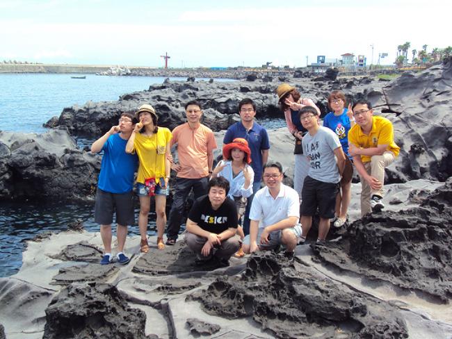 [2011.07.13] UCN 하계 워크샵 라이프케어랩 단체사진