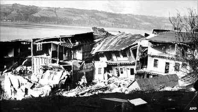 세계 최악 지진 TOP 5