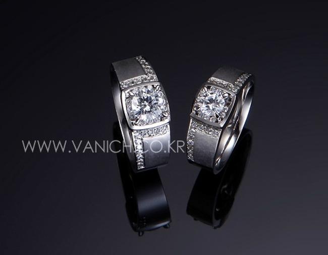 결혼예물 가장 인기있는 다이아몬드 세트