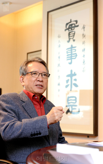 [2013-12-26 헤럴드 경제] '가지 않은 길' 가는 김형오 전 국회의장