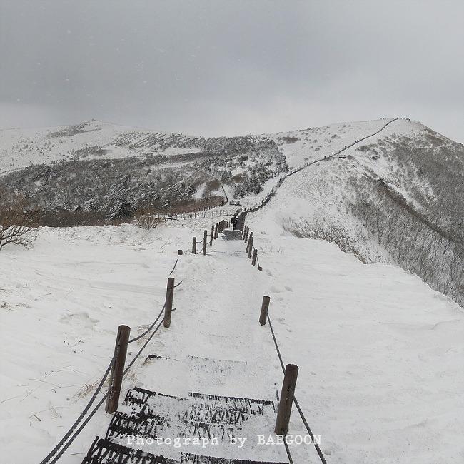 2014년 1월 1일 소백산 겨울산행기...