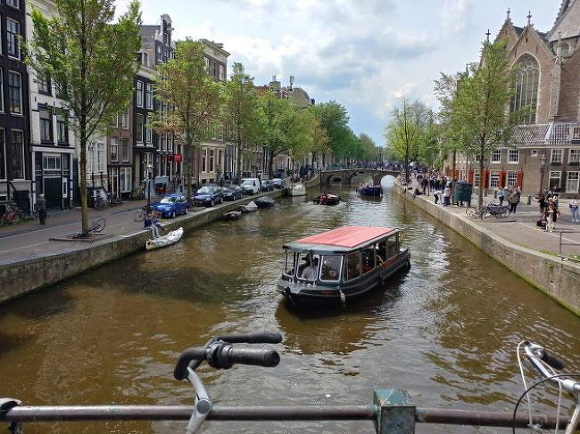 [네덜란드] 암스테르담 시내에서의 하루