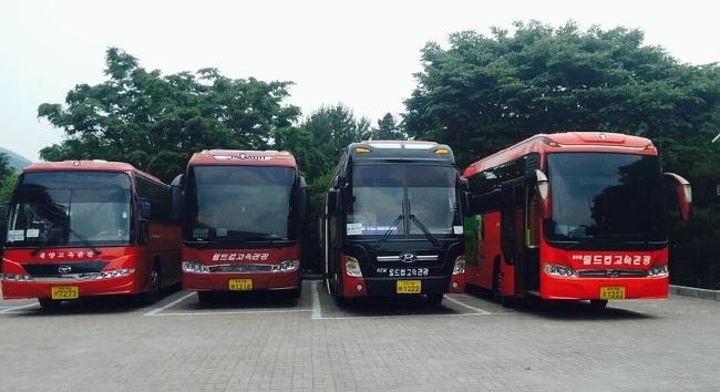 관광버스 대절 / 전세버스대절 / 최저가 1위 예..