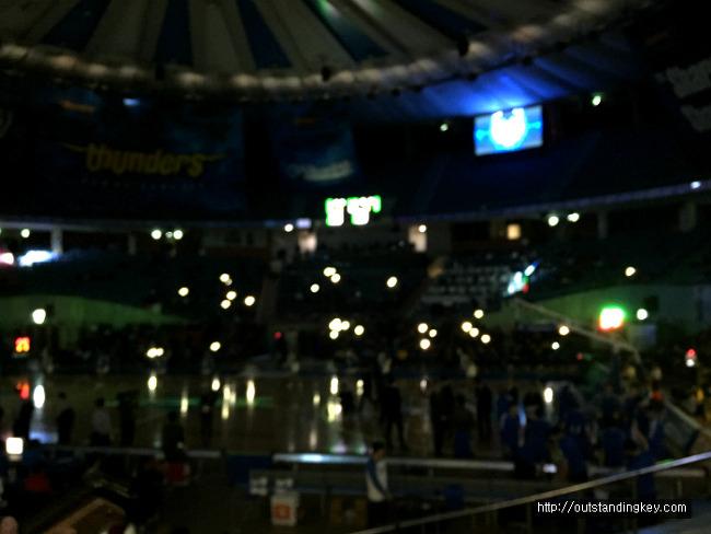 2015.11.29 서울삼성썬더스 VS 서울SK나이츠 시즌 첫 직관