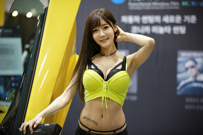 2016 서울오토살롱 최슬기