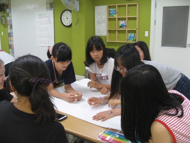 가좌동 청소년 주민참여예산 워크숍