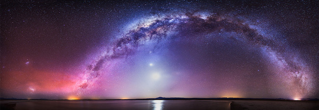 From the Northern to the Southern Cross   2014-01-27