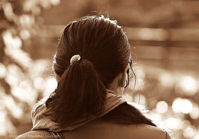 그녀의 늦은 가을 - late fall