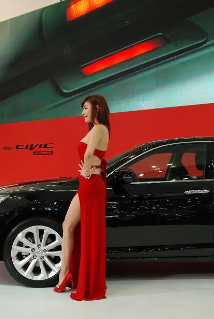 2013 서울 모터쇼 - 혼다 모델