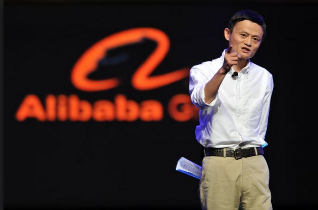 알리바바 세계와 중국을 연결하다