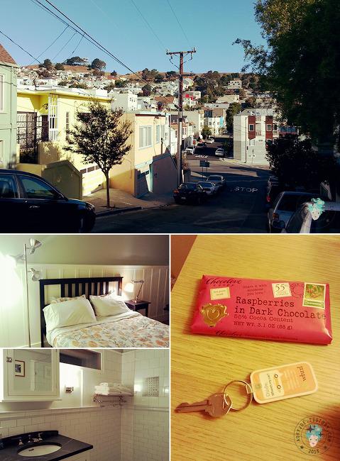 [Airbnb] 샌프란시스코에서 에어비앤비로 숙박하기 - 두 번째 숙소