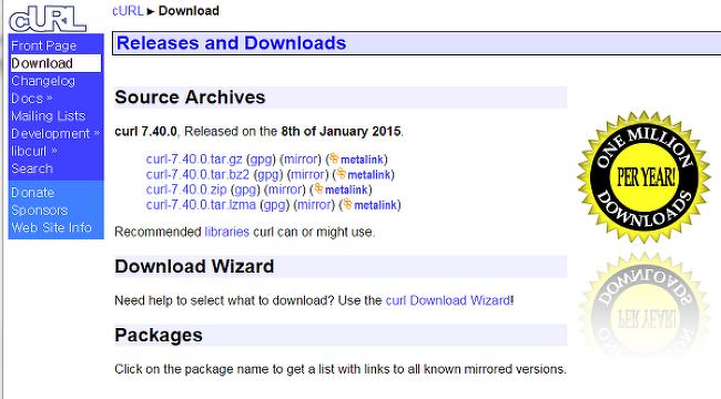 curl x64 빌드 (for Windows)
