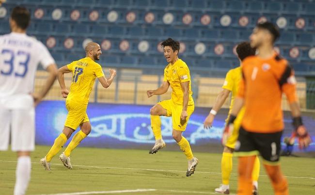[20/21 QSL 4R] 카타르 리그 이적 이후 첫 결승골을 넣은 구자철, 맹공 속에서도 알코르 골키퍼에 막힌 알사드!