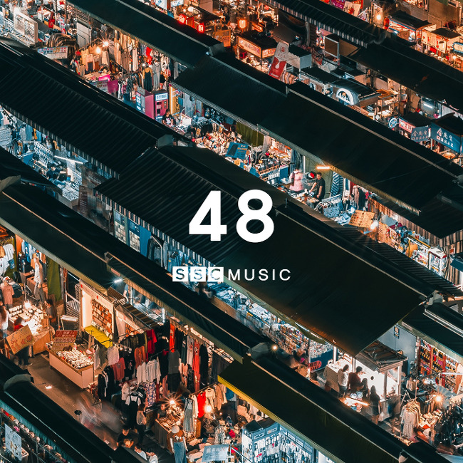 SSC MUSIC : 48TH TRACKLIST by GRID
