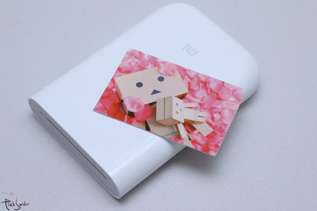 샤오미 포켓 포토프린터(Xiaomi Mi Pocket Photo Printer)