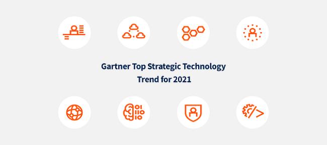 가트너가 뽑은 2021년 전략 기술 트렌드