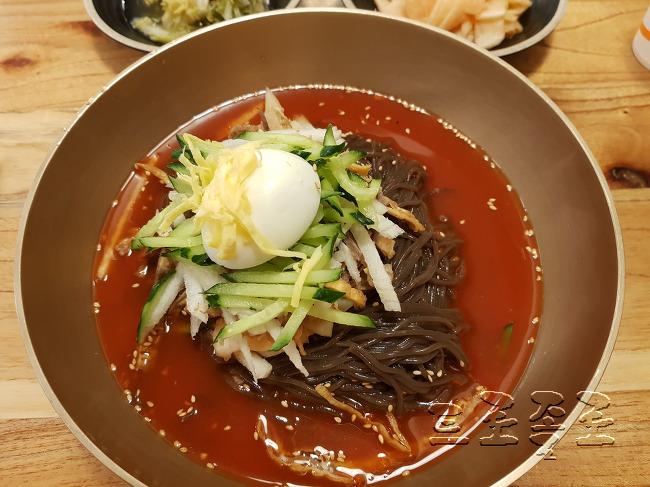 [경남 거제도 연초면 맛집] 하면옥 - 냉면, 갈비탕