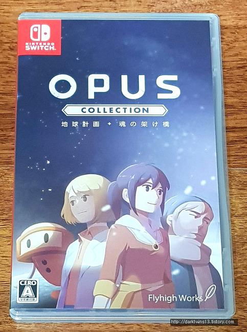 [스위치] 오퍼스 컬렉션 (OPUS COLLECTION)