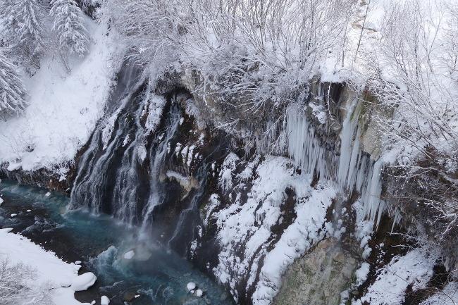 홋카이도 2017/ 5. 겨울 비에이, 셔터를 멈출수 없다