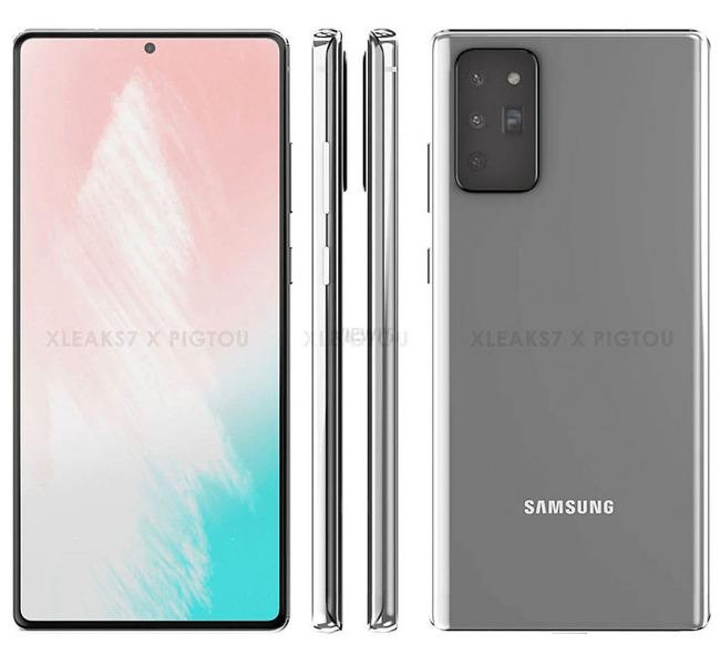 [스마트폰] 삼성 갤럭시 노트 S20 플러스 5G(Galaxy Note20+ 5G)