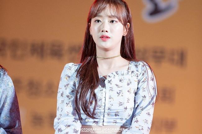 2019 울주 선바위 청소년예술제, 축하공연 : 에이프릴 (April), 이나은 (LeeNaeun)
