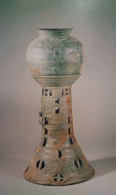가야 500년 공동묘지서 발견된 40년전 그릇받침은 왜 보물이 되었나