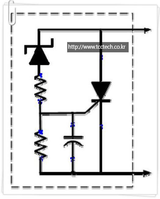 LED 조명 분야의 출원인별 활동성