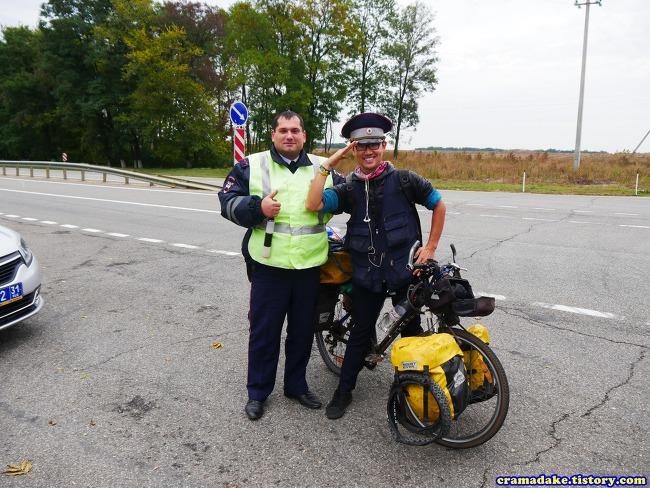 자전거 세계여행 ~2784일차 : 러시아를 지나 우크라이나로