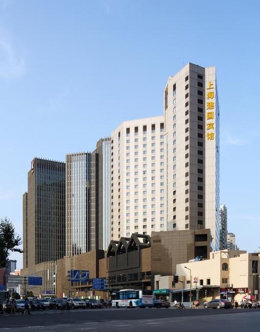 상해 호텔〃쉬자후이에서 저렴한 호텔을 찾다. 지앙구오 호텔 / 건국호텔