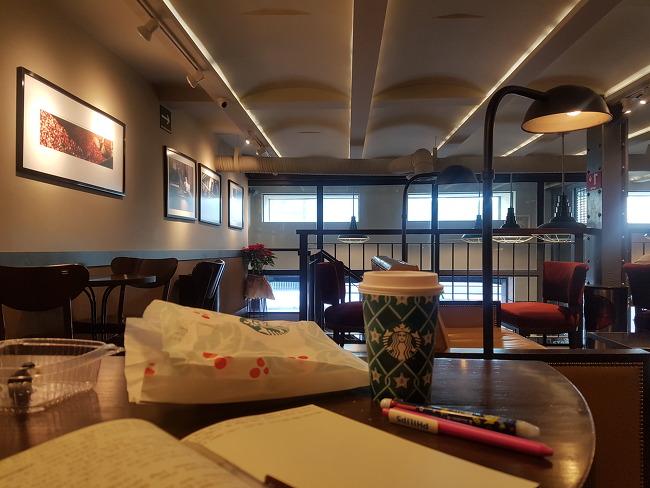 2018/12/28/FRI  <휴식> - 멕시코 시티 여행/ 세계여행/ 남미여행/ 멕시코 스타벅스
