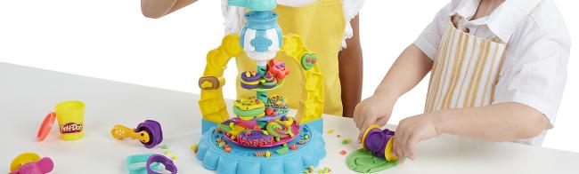 어린이날 선물 인기 주방놀이 장난감! 플레이도우 신제품 뿌링뿌링 쿠키타워로 마법의 쿠키를 만들어보세요~