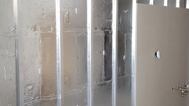 취약계층 노후주택 진공단열재 내부단열공사