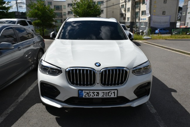 BMW X4 20i 가솔린 시승기