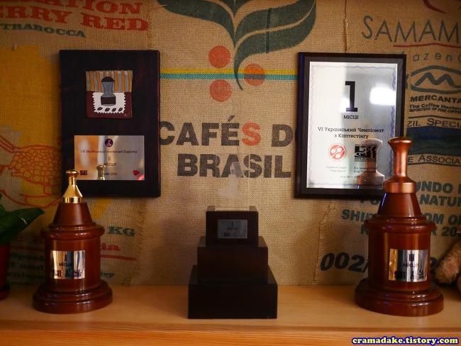 [우크라이나 하르코프 카페] 세븐 커피 시드 (Seven coffee Seeds, kharkov, Ukraine)