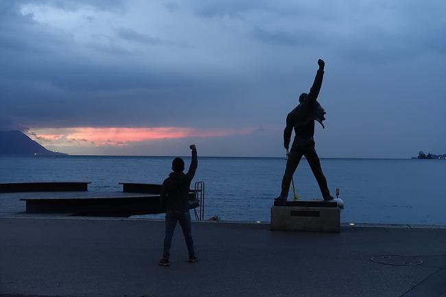 [휴먼의 유럽여행] 열네 번째 이야기 - 프레디 머큐리, 그가 사랑한 레만 호수 -