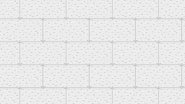 교실 천장에 왜 ~.~.~.~ 무늬를 많이 사용할까?