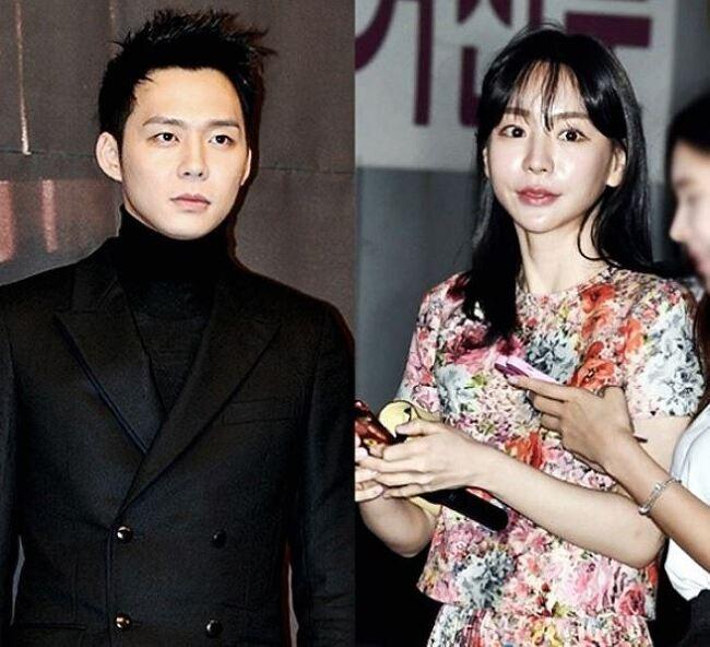황하나가 마약으로 지목한 남자연예인 박유천?