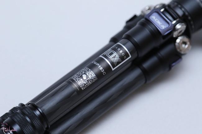 아오카 163C 컴팩트 카본 삼각대 (Aoka 163c carbon tripod)