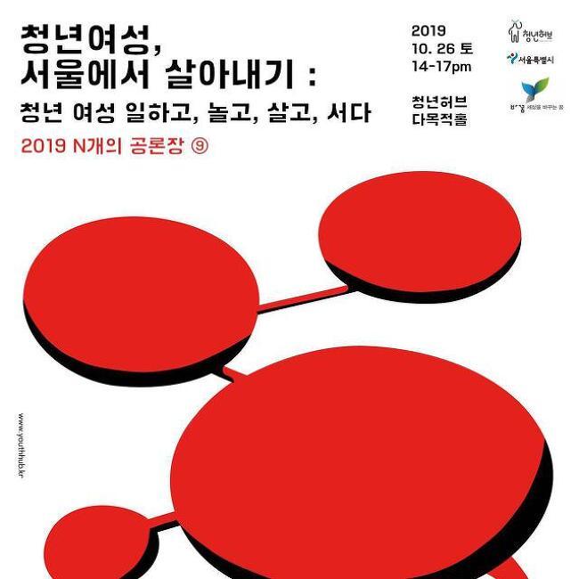 청년여성,서울에서 살아내기-청년 여성 일하고, 놀고, 살고, 서다