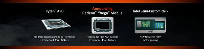 AMD 라데온 베가 모바일 사양 추정. (RADEON VEGA MOBILE DISCRETE GPU) (update 2018.03.04.)