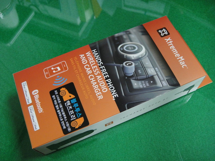 XtremeMac Incharge Auto BT