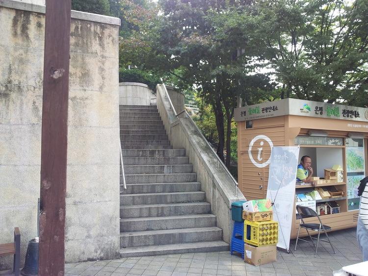 [북한산 등산코스 개발] 북한산 등산코스의 새로운발견