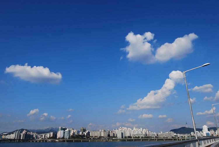2010년 10월 09일 서울 세계불꽃축제