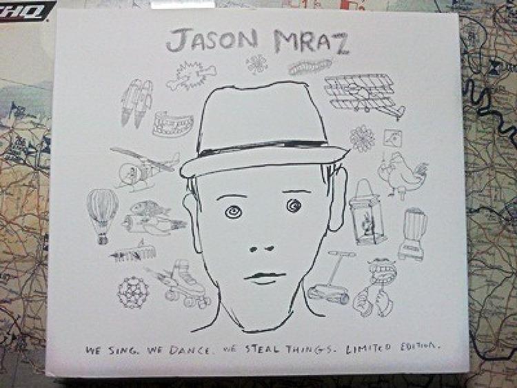 Jason Mraz 1집 - We sing. We Dance. We st..